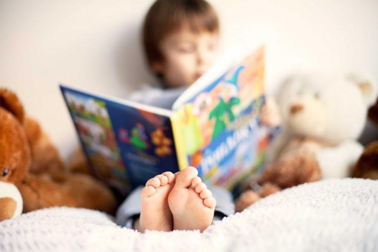 Τα εικονογραφημένα βιβλία θησαυρός για τα παιδία