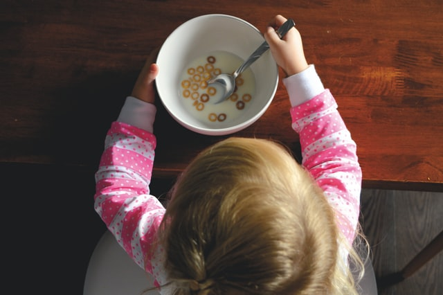 Τι να τρώει το παιδί μου το απόγευμα;