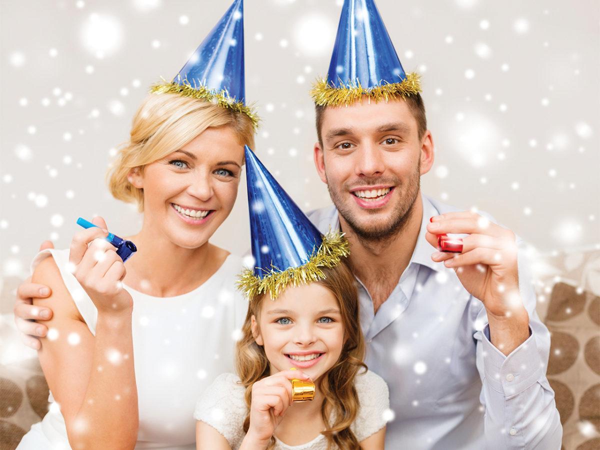 Τι να κάνετε με τα παιδιά το βράδυ της παραμονής του νέου έτους