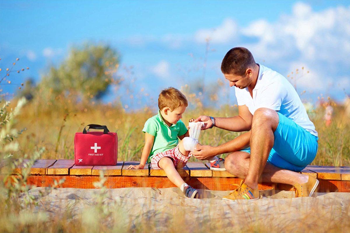 Διακοπές και παιδί: Τι πρέπει να έχει το φαρμακείο των διακοπών |  Infokids.com.cy