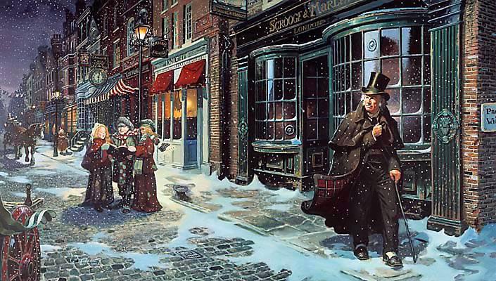 Μια Χριστουγεννιάτικη Ιστορία: Σαν σήμερα κυκλοφόρησε το διάσημο διήγημα του Κάρολου Ντίκενς