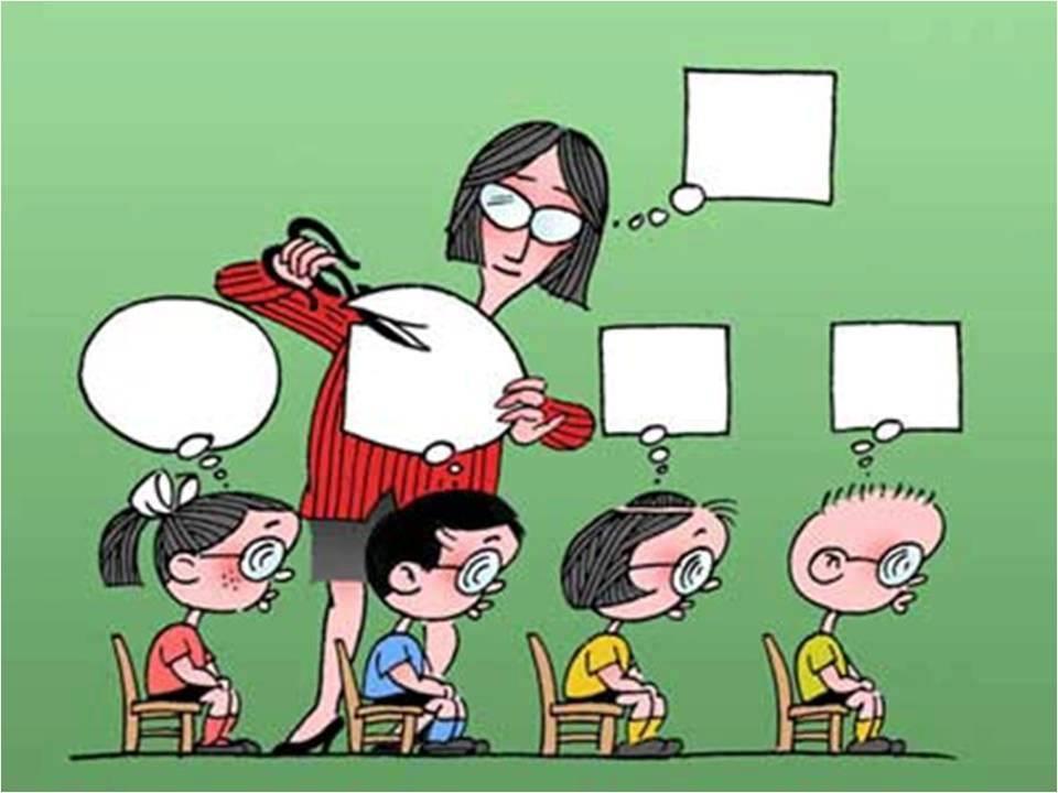 «Δεν μπορώ να ευχηθώ για ένα σχολείο που τα παιδιά τρέμουν από το άγχος τους για έναν κ@λοβαθμό»