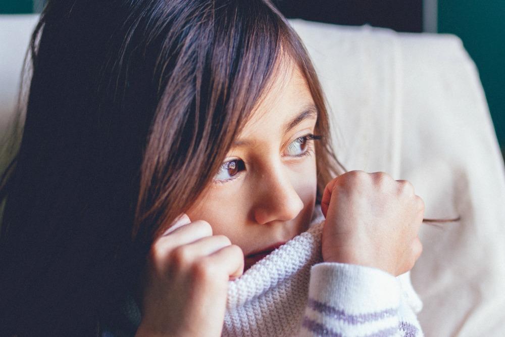 Οι 12 διαφορετικοί τρόποι με τους οποίους τα παιδιά εκφράζουν το άγχος τους (εικόνα)