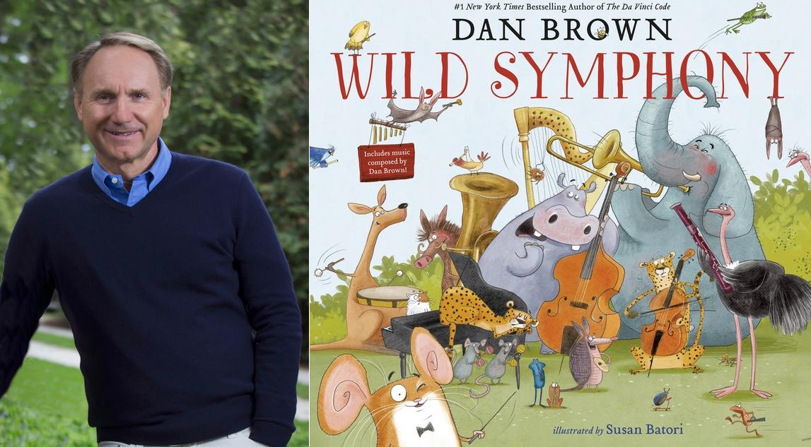 Ο συγγραφέας του «Κώδικα Da Vinci» ετοιμάζει το πρώτο παιδικό βιβλίο του!
