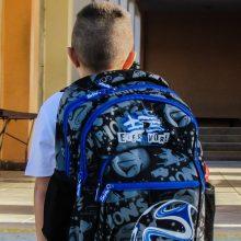 Όχι στις βαριές σχολικές τσάντες: Τι πρέπει να προσέξουν οι γονείς για το βάρος της σάκας