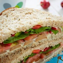 3 χορταστικά σάντουιτς για το πιο γευστικό σχολικό κολατσιό!