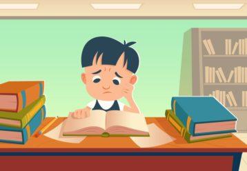μαθητής - βαθμοί