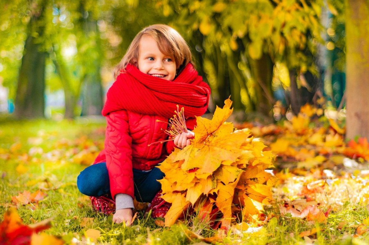 5 απίθανα πειράματα με θέμα το φθινόπωρο που θα μαγέψουν τα παιδιά