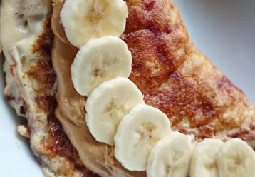 Γλυκιά ομελέτα μπανάνας: Μία φανταστική συνταγή που θα χάσετε αν δεν δοκιμάσετε