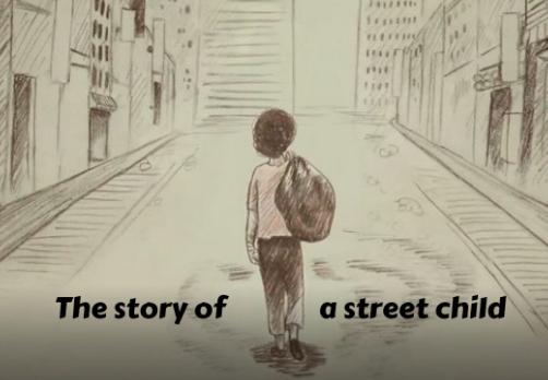 «Η ιστορία ενός παιδιού του δρόμου»: Μία συγκινητική ταινία μικρού μήκους για τα «παιδιά ενός άλλου Θεού»