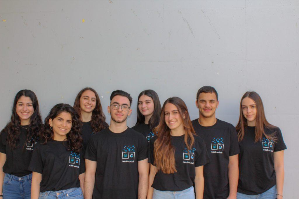«Washaball»: Μαθητές καινοτομούν και φέρνουν την «επανάσταση» στη μπουγάδα!