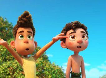 Πάμε σινεμά; Έφτασε η νέα παιδική ταινία της Pixar «Luca»!