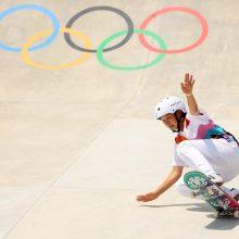 Ολυμπιακοί Αγώνες: Έγραψε ιστορία η 13χρονη Μομίγι Νισίγια που πήρε το χρυσό μετάλλιο στο Street skateboard