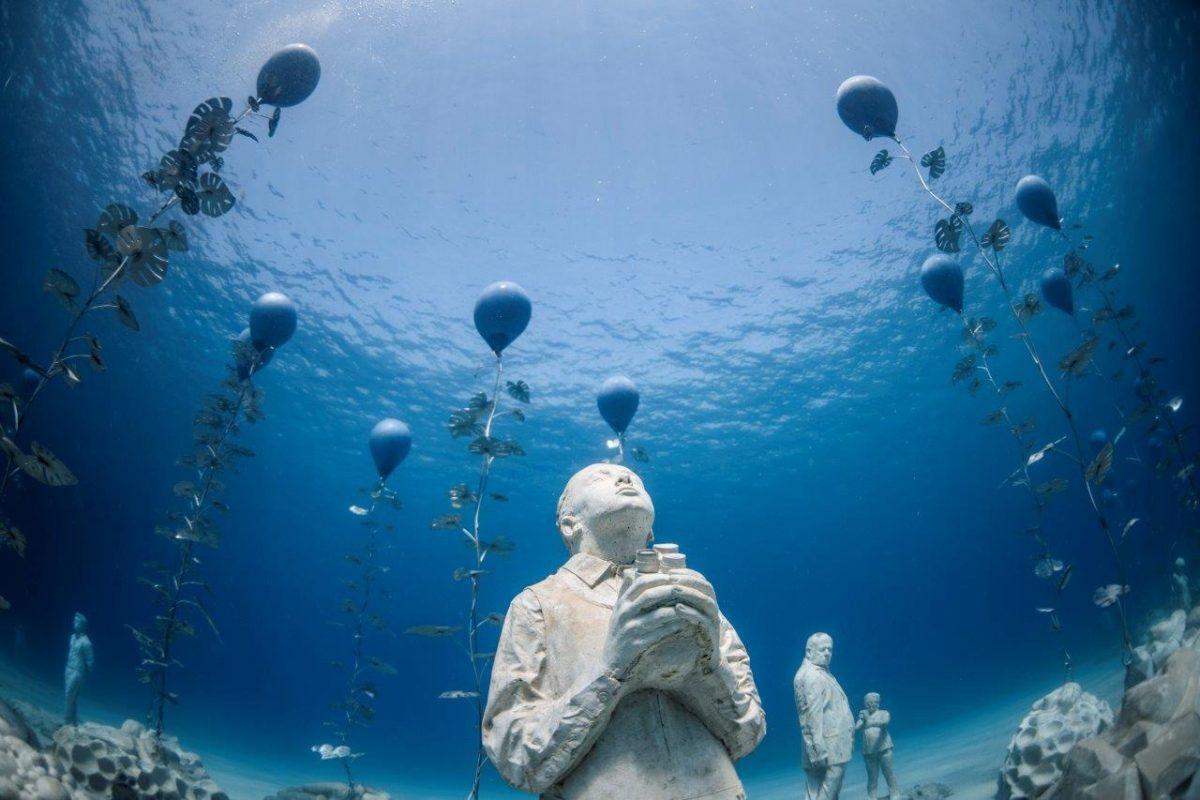 Εγκαινιάζεται το υποβρύχιο μουσείο MUSAN στην Αγία Νάπα – Οι θεαματικές πρώτες φωτογραφίες