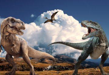 Γιατί τα παιδιά λατρεύουν τους δεινόσαυρους;
