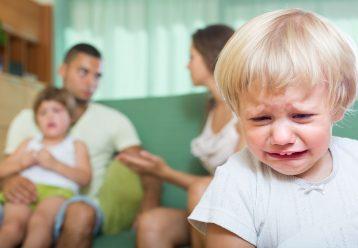 «Μπαμπά, αν κάποιος χτυπήσει τη μαμά, ποια θα είναι η αντίδρασή σου;»