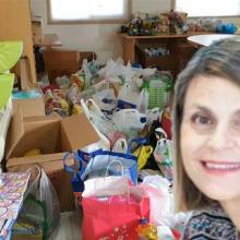 Ανθή Λεωνίδου: Προσπαθούμε να είμαστε κοντά στις οικογένειες που έχουν ανάγκη