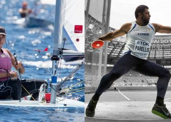 Πέντε αθλητές του Πανεπιστημίου Frederick στους Ολυμπιακούς του Τόκιο