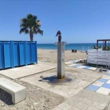 Αλλάζει η παραλία Γεροσκήπου με όργανα γυμναστικής, σνακ μπαρ και ράμπες ΑμΕΑ
