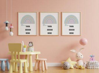 7 απίθανες ιδέες διακόσμησης του παιδικού δωματίου που θα κάνουν το παιδί να νιώθει όμορφα (εικόνες)