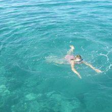 Σε αυτό το νησί η εκμάθηση κολύμβησης στα κορίτσια είναι μία πράξη επανάστασης