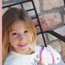 H 7χρονη Αναστασία λάτρευε τα εναέρια ακροβατικά και έδωσαν το όνομά της σε άσκηση