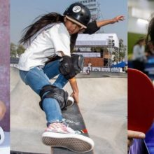 Τρεις 12χρονες είναι οι νεότερες αθλήτριες των φετινών Ολυμπιακών Αγώνων στο Τόκιο!