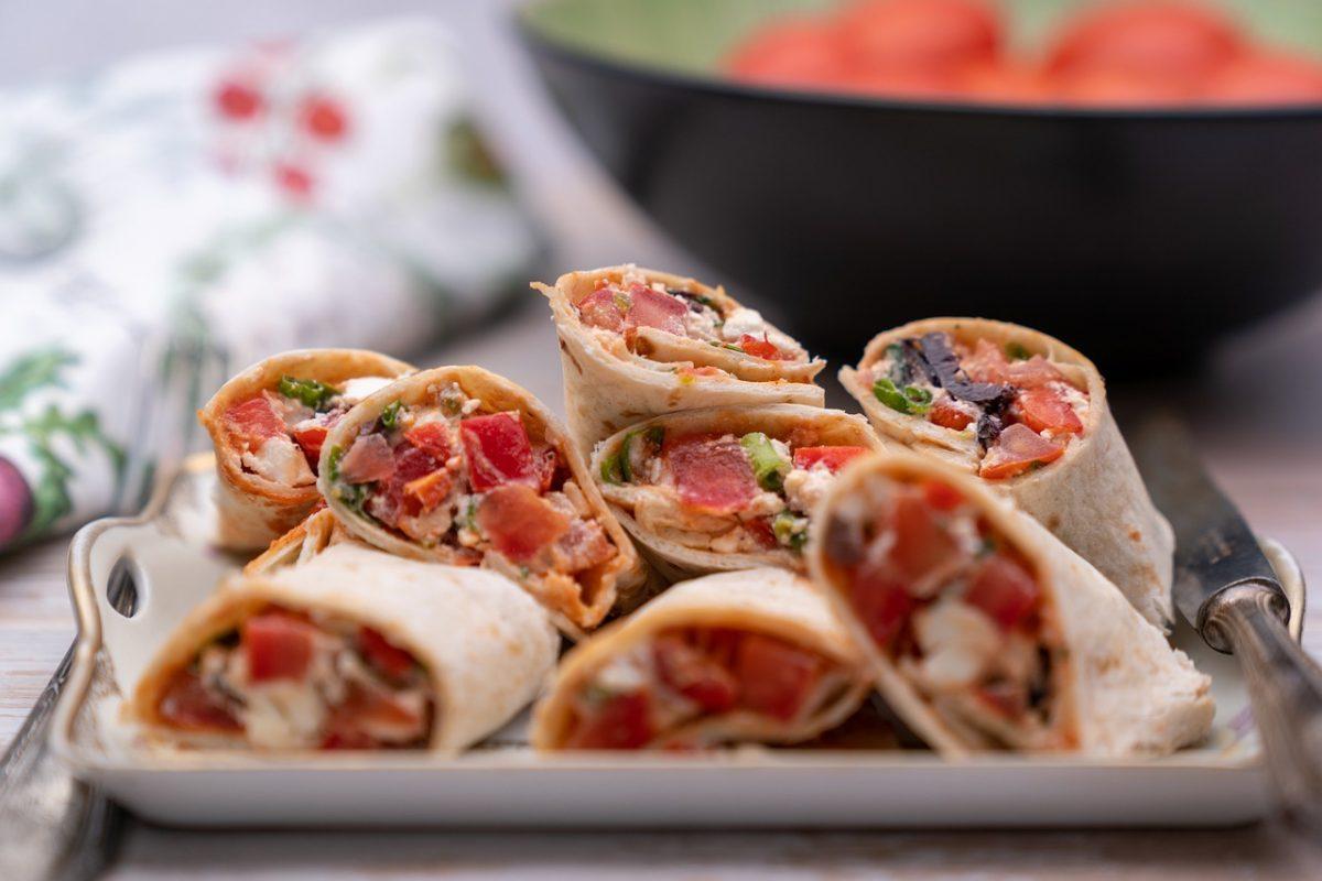 3 υπέροχες συνταγές για μεσημεριανό που γίνονται σε 5 λεπτά