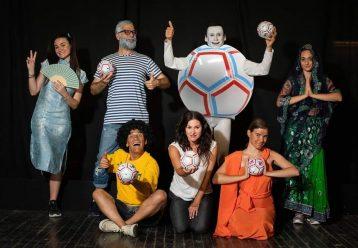 «Μία Μπάλα για Όλους»: Μία παράσταση για την «αγκαλιά» στους ανθρώπους με προβλήματα όρασης