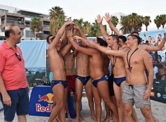 Με 160 συνολικά συμμετοχές παιδιών κάτω των 15 και εφήβων 5ο Τουρνουά θαλάσσιας υδατοσφαίρισης