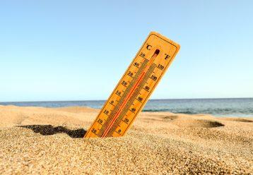 Πορτοκαλί προειδοποίηση από το Τμήμα Μετεωρολογίας: Πού θα φτάσει σήμερα η θερμοκρασία