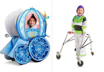 Η Disney λανσάρει κοστούμια από τις ταινίες της για παιδιά με αναπηρίες (εικόνες)