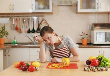 «Εδώ και δύο χρόνια δεν μαγειρεύω για την οικογένειά μου... Και αυτός είναι ο λόγος»