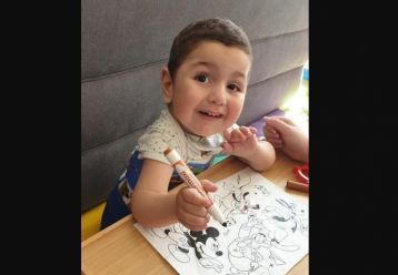 Ο μικρός Αντώνης που συγκίνησε όλη την Κύπρο κέρδισε τη μάχη για τη ζωή