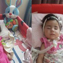 Στην Κύπρο για την θεραπεία ζωής η 10 μηνών Άσια - Λόγια συγκίνησης από τη μαμά του μικρού Αντώνη