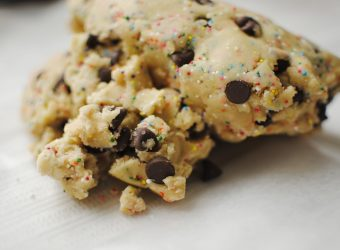 Φτιάξτε λαχταριστά cookies που τρώγονται... με το κουτάλι!