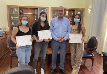 Σε τρεις μαθήτριες τα βραβεία «Δημητράκη και Αγγελικούλας Γεωργίου Στυλιανίδη»