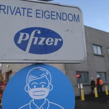 Κλινικές δοκιμές για το χάπι κατά του κορωνοϊού ξεκινά η Pfizer