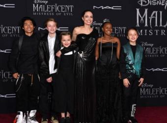 Αντζελίνα Τζολί: Φοβόμουν για τα παιδιά μου όταν ήμουν παντρεμένη με τον Μπραντ