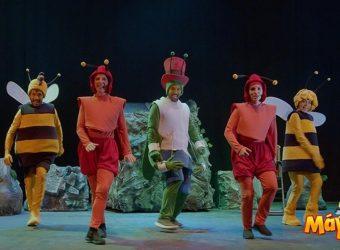 Η «Mάγια η Μέλισσα»... πετάει στην Κύπρο για 4 μόνο παραστάσεις