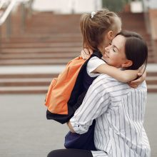 «Μαμά, μπαμπά, όταν με πας σχολείο, μη φύγεις χωρίς να με χαιρετήσεις»