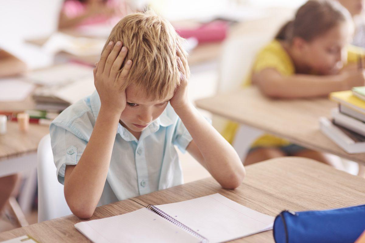 """«Δεν με συγκινεί η πρώτη μέρα στο σχολείο. Είχα """"κακούς συμμαθητές"""" και """"κακούς δασκάλους""""»"""