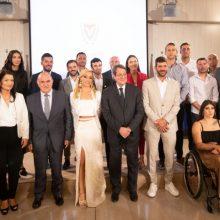 Τόκιο 2021: Η Κύπρος τιμά τους άξιους Ολυμπιονίκες της!