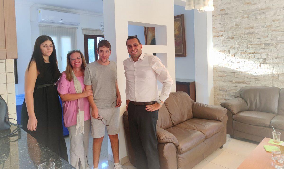 Επιτέλους: Αίθουσα δημιουργικής απασχόλησης για παιδιά με αυτισμό στη Λάρνακα από το Ίδρυμα Χριστίνα Α. Αποστόλου