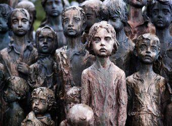 Τα παιδιά του Lidice: Ένα μπρούτζινο γλυπτό που κρύβει μία πολύ φρικτή ιστορία