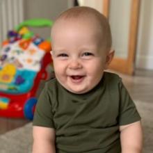 Αγοράκι 8 μηνών βγήκε νικητής έπειτα από μάχη με τον πιο σπάνιο καρκίνο!