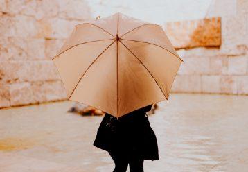 Πώς να επιλέξετε την ομπρέλα που δε θα σας «προδώσει» ποτέ;