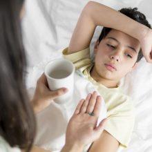 5 συμβουλές για να μην ταλαιπωρούνται τα παιδιά από τις ιώσεις