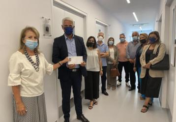 Το «Ένα Όνειρο μια Ευχή» υιοθετεί ένα δωμάτιο στην Αροδαφνούσα για τα παιδιά με καρκίνο