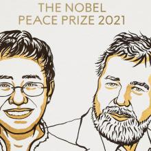Το Νόμπελ Ειρήνης στον αγώνα για την ελευθερία της έκφρασης